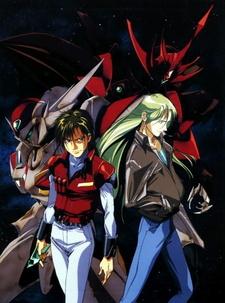 Uchuu no Kishi Tekkaman Blade OVA: Twin Blood