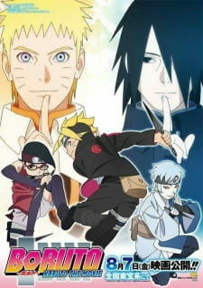 Boruto: Naruto the Movie