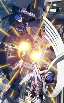 Gunslinger Stratos The Animation: Bunki/Futatsu no Mirai
