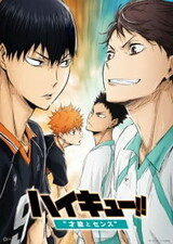 Haikyuu!! Movie 3: Sainou to Sense