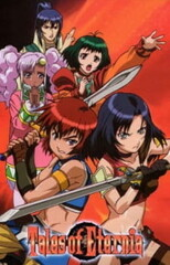 Tales of Eternia The Animation