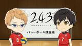 2.43 Mini Anime: Volleyball Kouza
