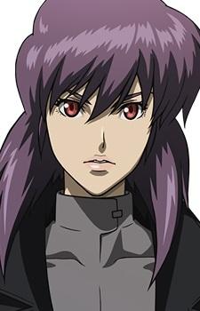 Motoko Kusanagi