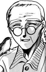 Sachiyo's Father
