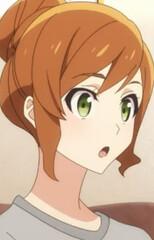 Megumi's Older Sister