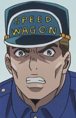 Speedwagon Foundation Ship Captain