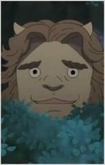 Lion-faced Youkai