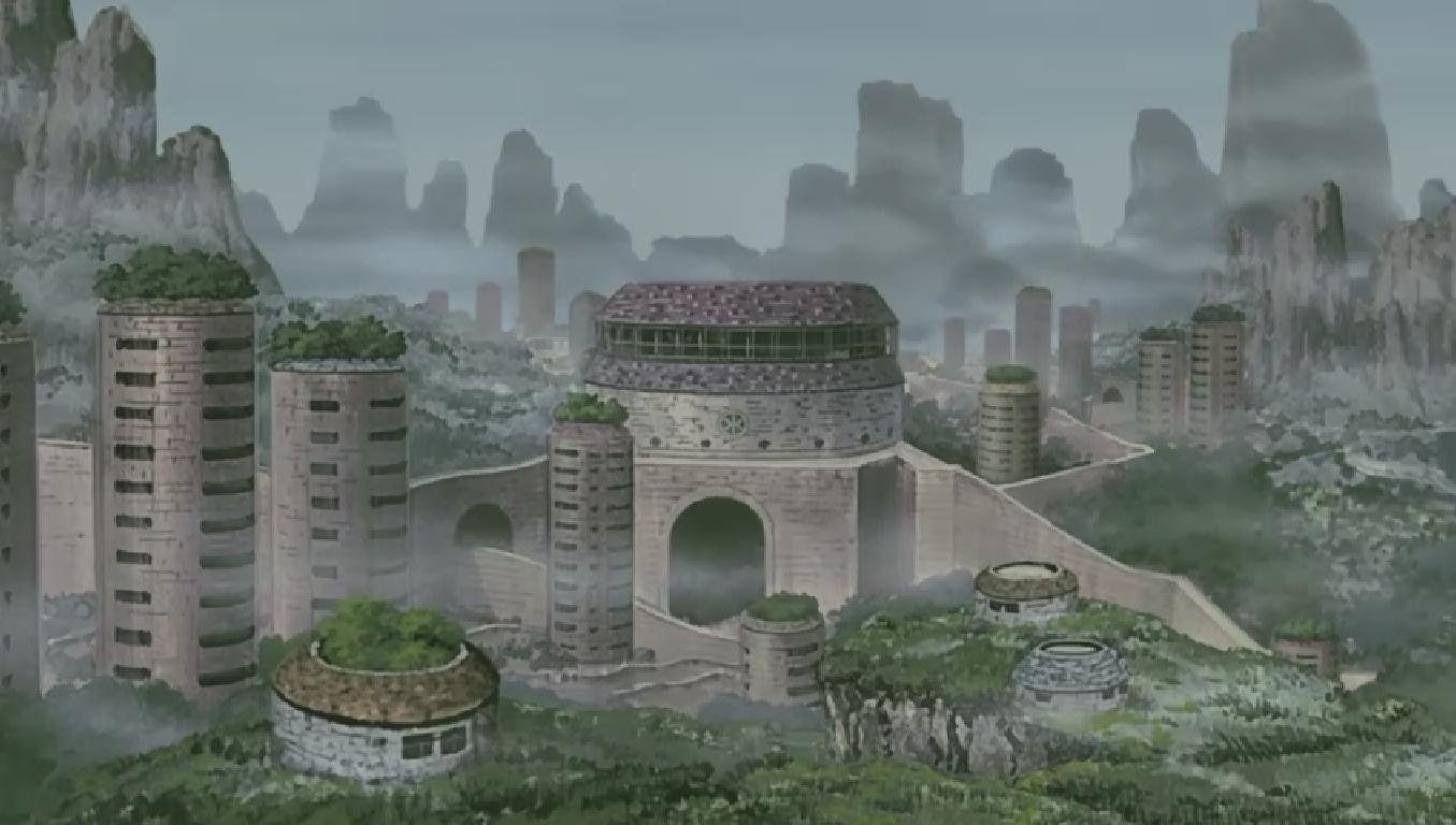 Деревня Кровавого Тумана