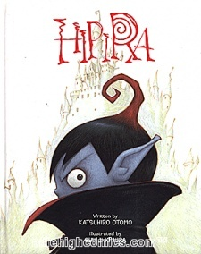 Hipira: The Little Vampire