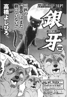 Ginga Nagareboshi Gin - Special Chapter
