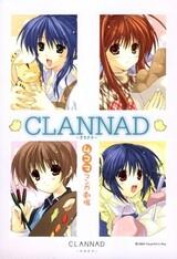 Clannad 4-koma Manga Gekijyou