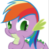 Rainbow-Spike